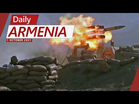 Iran launches military exercises on the border with Azerbaijan