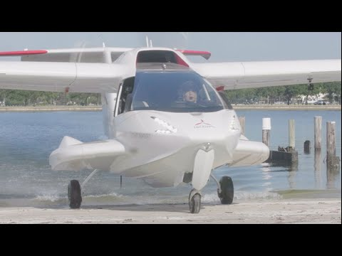 Ramping an Airplane | How to Fly the ICON A5