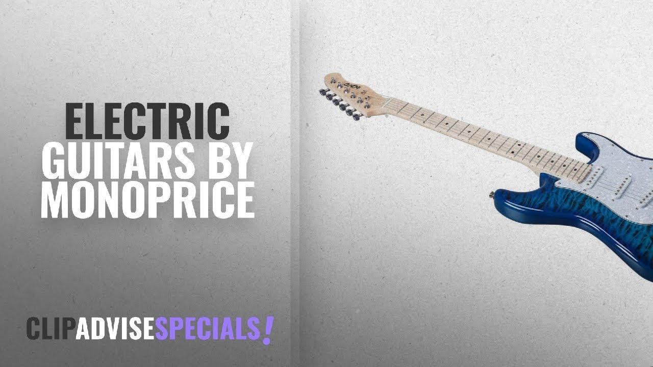 Top 10 Monoprice Electric Guitars 2018 New Popular Humbucker Wiring Diagram Af55 Artcore