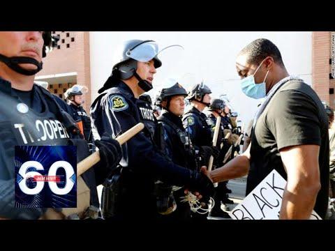 В США массово исчезает полиция. 60 минут от 19.06.20