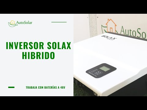 solax hybrid by solar cell