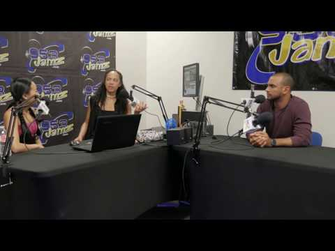 Mo Alfy (Alfy Moe) - 95.3 Jamz Radio Station Interview!