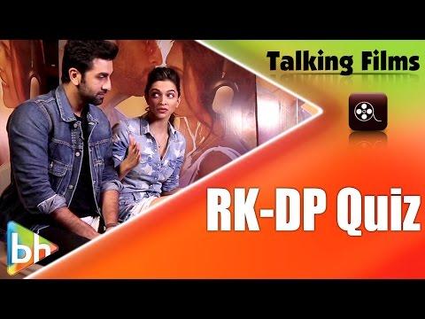 Tamasha Stars Ranbir Kapoor | Deepika Padukone Fun Quiz | BH Special