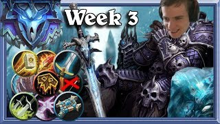 How To Beat The Lich King With 8 Classes (KFT Adventure Week 3)