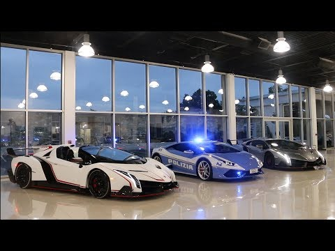 How YouTube CHANGED MY LIFE ft. the $4.5M Lamborghini Veneno **500,000 Sub Special**