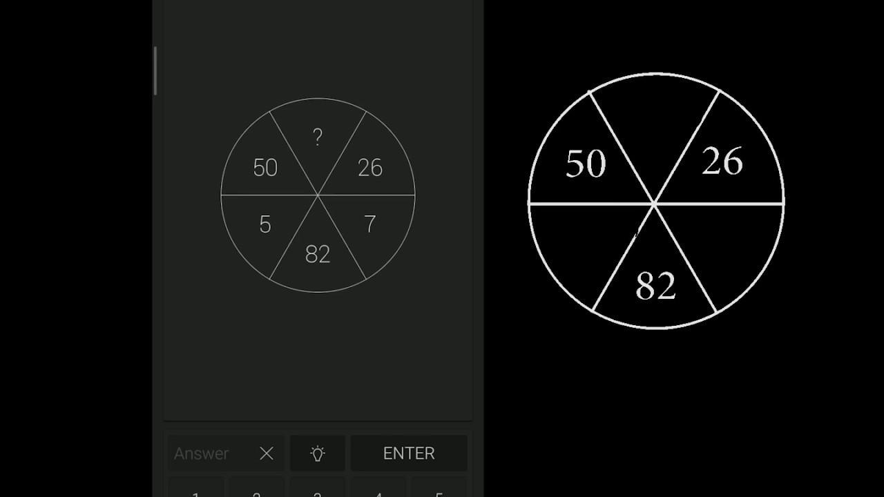 Jawaban Math Riddles Level 51 52 53 54 55 Youtube
