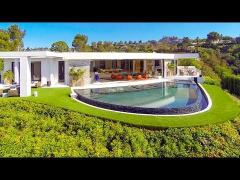Beverly hills california 90210 markus notch persson for Les plus belles villas du monde