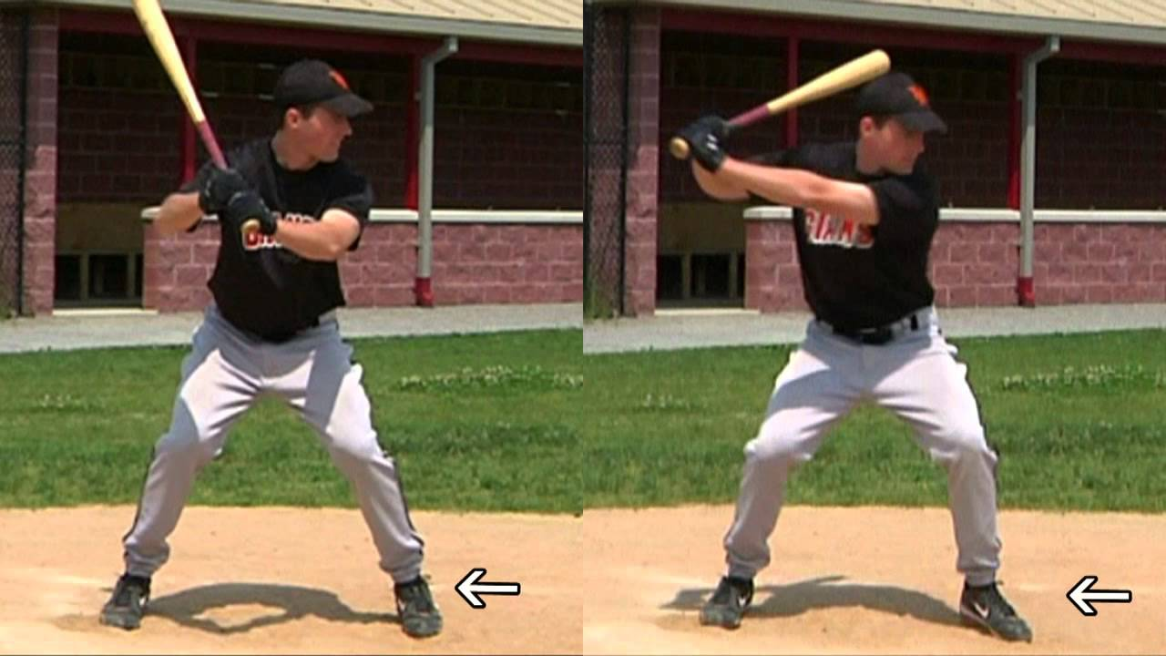 7 12 Baseball Launch Phase Timing Step Stride Learn