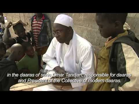 The modernization process of Qu'ranic schools daaras in Senegal