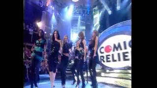 Girls Aloud Vs Sugababes -Walk This Way Mashup.wmv