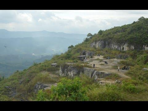 Wisata Jawa Barat, Batu Ngampar di Tasik Selatan