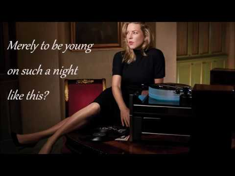 Diana Krall Isnt It Romantic Lyrics