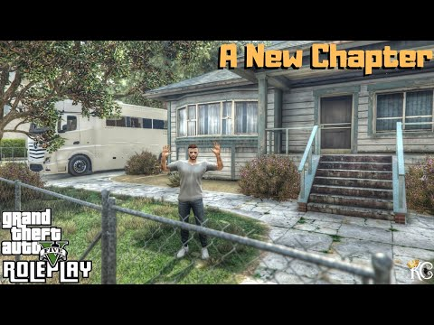 """GTA 5 Roleplay - """"Moving To A New City"""" - Ep. 1 - SSRP"""