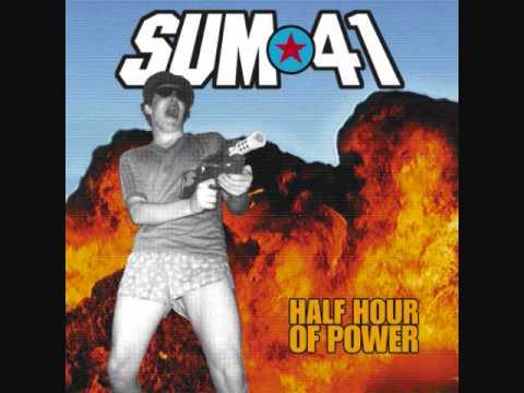 Sum 41 - Half Hour of Power (Full Album)