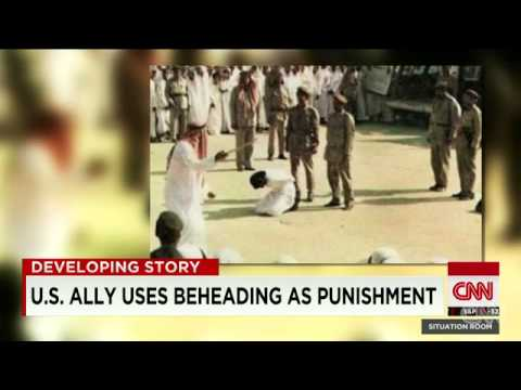 Saudi Arabia Chops Heads Off Regularly