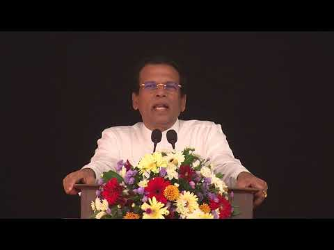Opening of new Administrative Unit of the Deiyandara National School - Full Speech - 2017/11/06