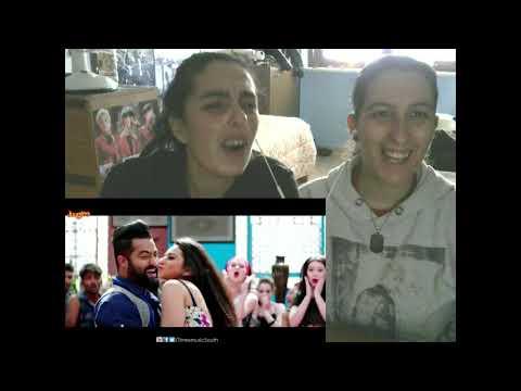 Love Dhebba - Nannaku Prematho (Italian Video Reaction)