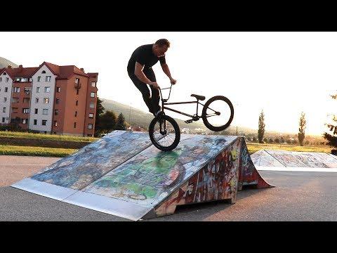 Viajo a Eslovenia para montar BMX - Eurotrip Vlog 4