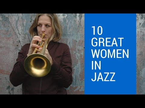 10 Incredible Women In Jazz Everyone Should Know About
