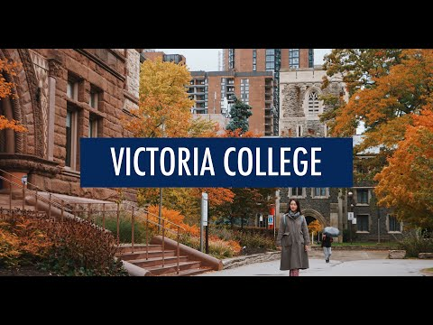 Our Favourite Places - Victoria College