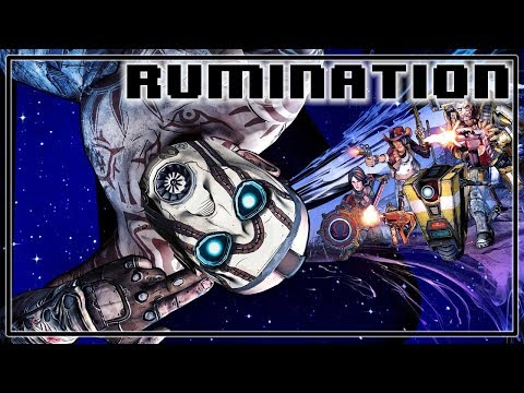 Rumination Analysis on Borderlands The Pre-Sequel