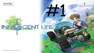 Innocent Life: A Futuristic Harvest Moon -  ♫ Part 1 ♫ -
