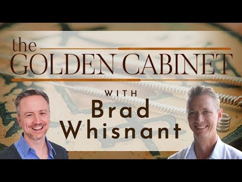 Interview with Brad Whisnant | The Golden Cabinet Podcast Episode #5