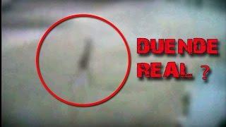 ¿Supuesto Duende Real Captado en Video?