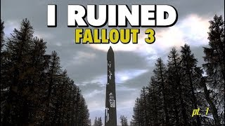 I Ruined Fallout 3 With Mods - Part 1