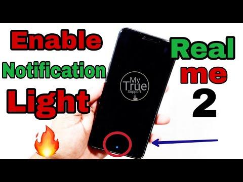 [Hindi] Notification Light In Realme 2 | Realme 2 Pro | Enable Notification Light In Realme 2