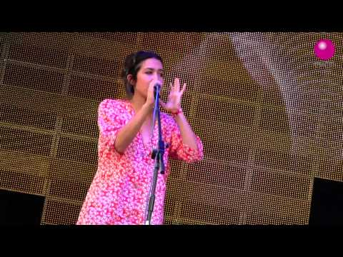 ANNI B SWEET - TAKE ON ME (A-HA COVER) @DDM2014 THE BIG STEREOPARTY SUBTERFUGE 20/06/2014