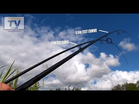 Choosing The Right Carp Fishing Rod From Fishtec