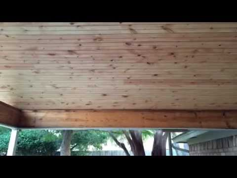 Patio Cover Remodel