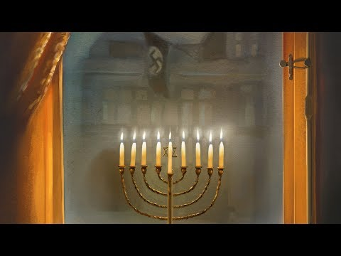 Rabbi YY Jacobson: Chanukah 5779 Day #1: The Menorah &  The Swastika