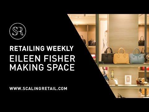 Eileen Fisher - Making Space In Brooklyn/RW