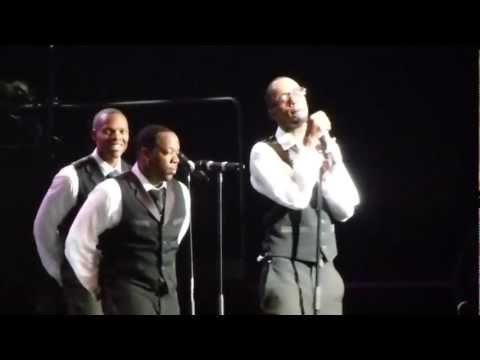 New Edition - Jealous Girl and Is This the End (1080p HD) - Live Nassau Coliseum, 9/19/12