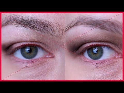 Ошибки в макияже и методы борьбы с ними (особенно для нависших век) + конкурс