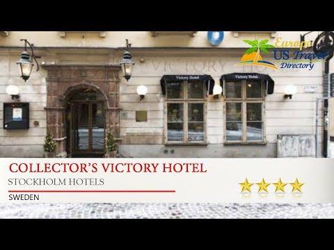 Collector's Victory Hotel - Stockholm Hotels, Sweden