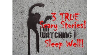 true scary stories Don