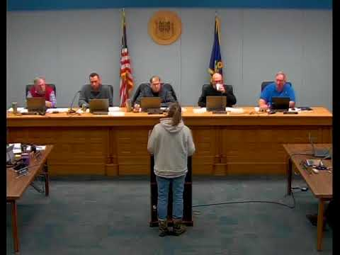 01 17 2018 Board of County Commissioners Meeting