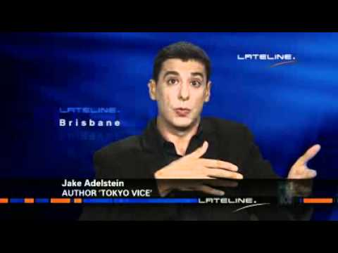 Tokyo Vice author joins Lateline