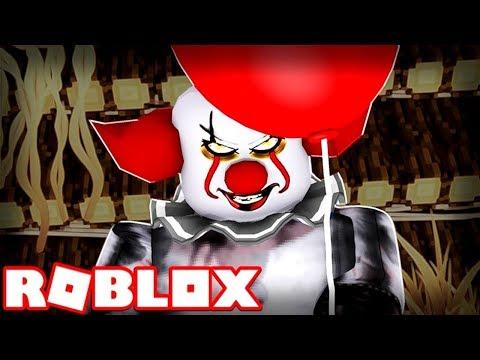 ATTAQUÉ PAR UN CLOWN TUEUR ! | Roblox !