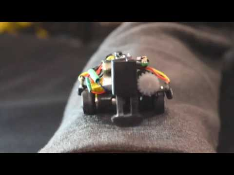 Rovables:  These Tiny Wearable Robots can move around your Body  and can cling to your Clothes | QPT