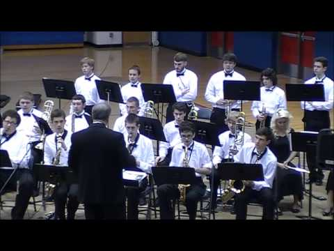 High School Jazz Band - Ornithology
