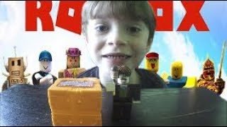 Roblox Series 5 Mystery Pack (2nd Unboxing)