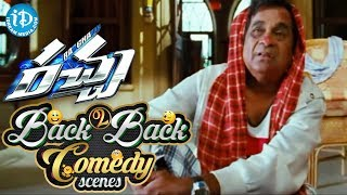 Racha movie - all time superb b2b comedy scenes - brahmanandam
