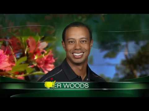 Tiger Woods' First Round in Under Three Minutes
