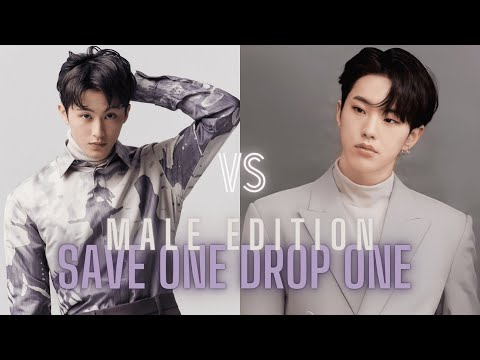 [Kpop Game] Save One Drop One | Male Edition |