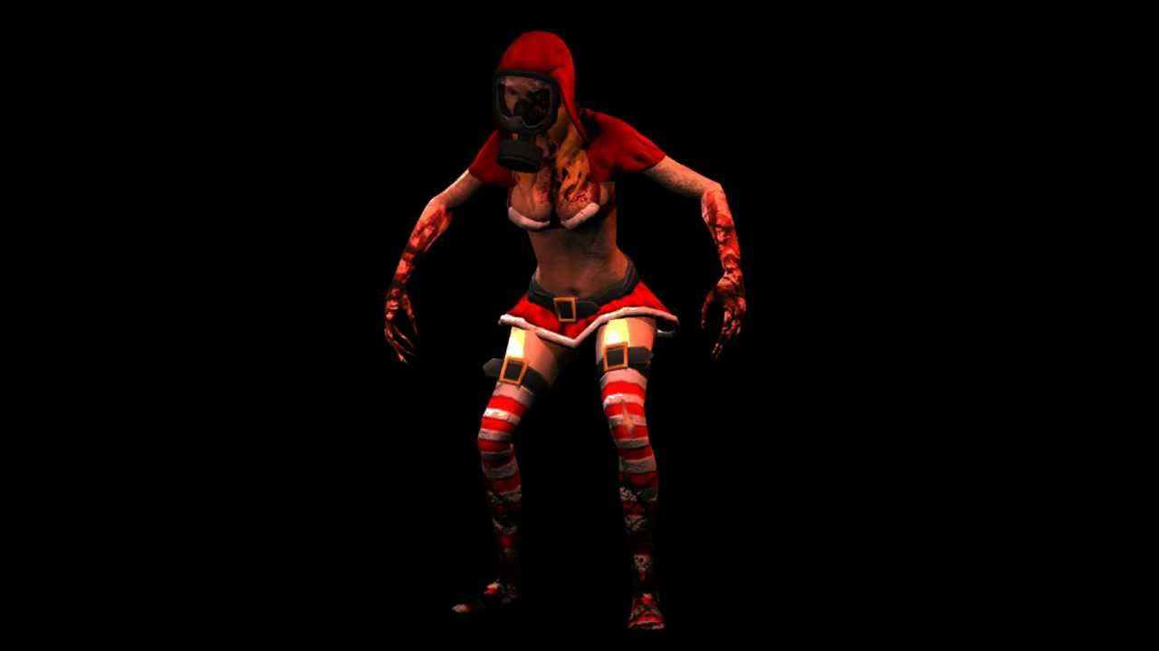 Killing Floor: Twisted Christmas - New Specimen Quotes - YouTube