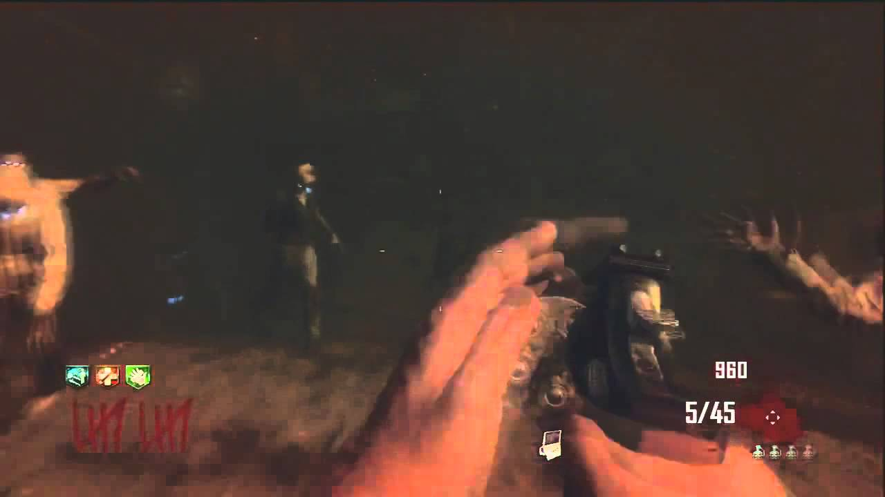 Black Ops 2 Zombies: Electric Boss Zombie Gameplay!